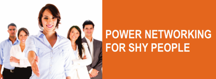 Power Networking for Shy People