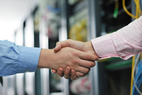 Power Networking Handshake